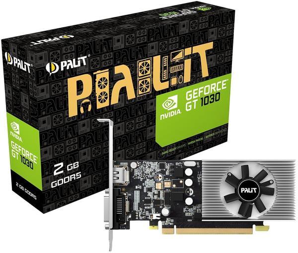 Palit XpertVision GeForce GT 1030 2048MB GDDR5