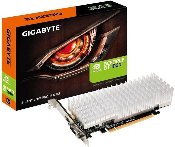 GigaByte GeForce GT 1030 Silent Low Profile 2G (2048MB)