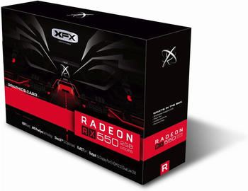 XFX Radeon RX 550 Core Edition 2GB GDDR5