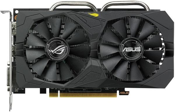 Asus ROG-STRIX-RX560-4G-GAMING (4096MB)