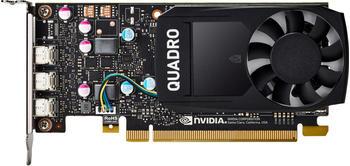 HP NVIDIA Quadro P400 2GB GDDR5 (1ME43AA)
