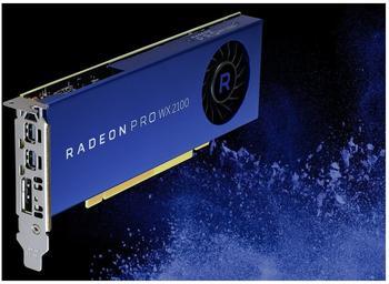 AMD Radeon Pro WX 2100 2048MB GDDR5
