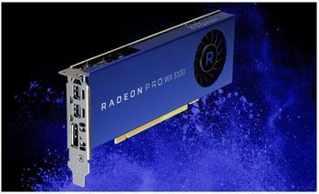 AMD Radeon Pro WX 3100 4096MB GDDR5