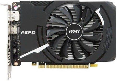 MSI GeForce GTX 1050 AERO ITX 2G OCV1 (2048MB)