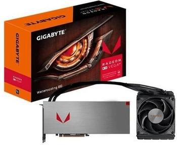 GigaByte Radeon RX Vega64 Watercooling 8GB HBM2