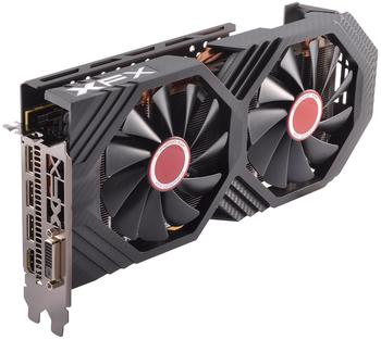 Pine Technology Radeon RX 580 GTS Black Core Edition 8GB GDDR5 1257MHz (RX-580P828D6)
