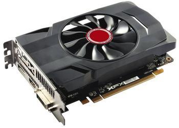 Pine Technology XFX Radeon RX 550 SingleFan 4GB GDDR5 1203MHz (RX-550P4SFG5)