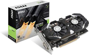 MSI GeForce GTX 1050 2GT OCV1 (2048MB)