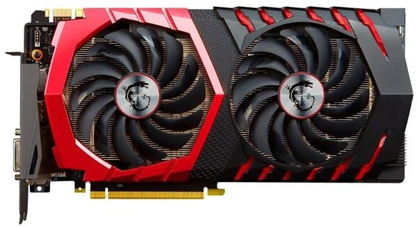 MSI GeForce GTX 1070 Ti Gaming 8G GDDR5