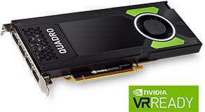 NVIDIA Quadro P4000 8192MB GDDR5