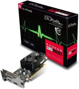 Sapphire Radeon RX 550 Low Profile 4GB GDDR5