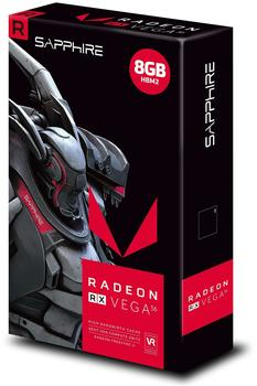 Sapphire Radeon RX Vega56 NITRO+ 8GB HBM2
