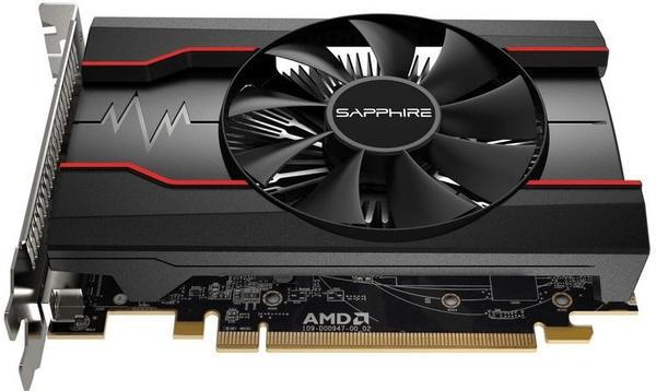 Sapphire PULSE Radeon RX 550 4GD5 4GB GDDR5 1206MHz (11268-01-20G)