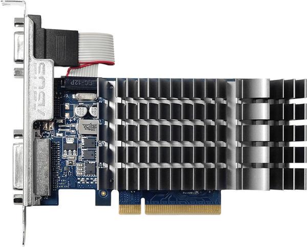 Asus GeForce GT 710 SL-1GD5 1GB GDDR5 954MHz (90YV0AL0-M0NA00)