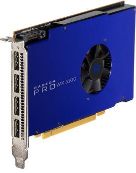 Fujitsu AMD Radeon Pro WX 5100 8GB GDDR5 (S26361-F3300-L511)