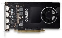 HP Quadro P2000 5GB GDDR5 (1ME41AT)