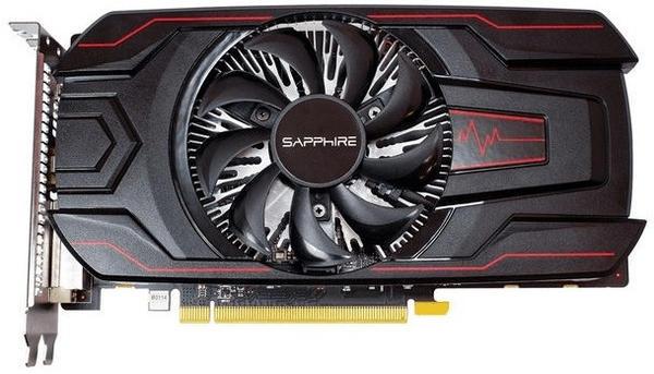 Sapphire Radeon RX 560 PULSE 14CU 4GB GDDR5