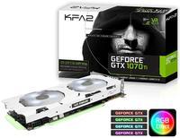 KFA² GeForce GTX 1070 Ti EX-SNPR WHITE 8GB GDDR5