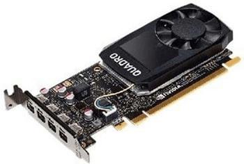 Dell Quadro P1000 4GB 4 mDP, (490-BDXN)