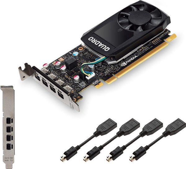 PNY Quadro P620 DVI V2 2GB GDDR5