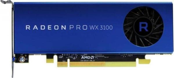 Dell AMD Radeon Pro WX 3100 Grafikkarten 4 GB 2 x Mini DisplayPort, (490-BDZS)