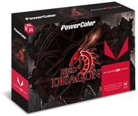 PowerColor Radeon RX Vega 56 Red Dragon 8GB HMB2 Grafikkarte