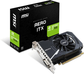 MSI GeForce GT 1030 AERO ITX 2GD4 OC,