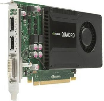 HP Quadro K2000 2048MB GDDR5