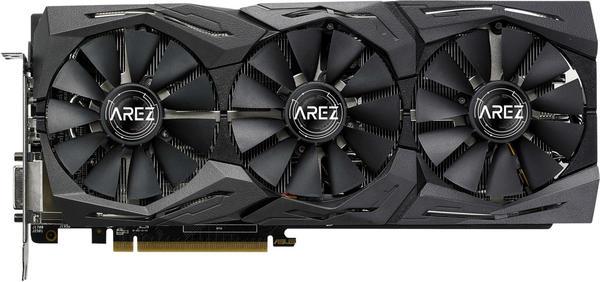 Asus AREZ-STRIX-RX580-T8G-GAMING (8GB)