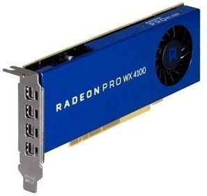 Dell Radeon Pro WX 4100 4GB 4 DP HH KIT (490-BDRK)