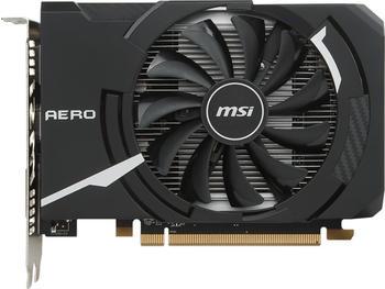 MSI Radeon RX 550 AERO ITX OC 4GB GDDR5