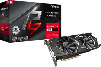 Asrock RX570 Phantom Gaming X OC 4GB