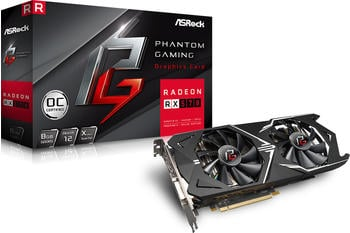 Asrock RX570 Phantom Gaming X OC 8GB