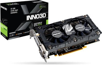 Inno3D GeForce GTX 1070 X2 V4 8GB