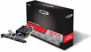 Pine Technology XFX Radeon R5 230 - Grafikkarten - Radeon R5 230 (R5-230A-CLF2)