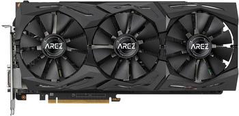 Asus Radeon AREZ-STRIX-RXVEGA56-O8G-GAMING 8 GB OC Grafikkarte 8.192 MB (90YV0B53-M0NA00)