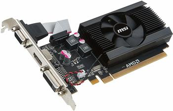 MSI R7 240 64b LP 2GD3 DDR3