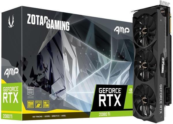 Zotac GeForce RTX 2080 Ti GAMING AMP 11GB GDDR6