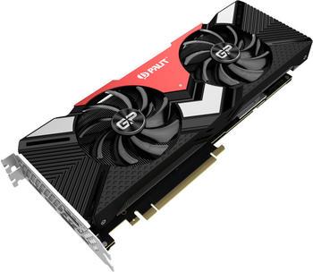 Palit GeForce RTX 2080 GamingPro OC Grafikkarte