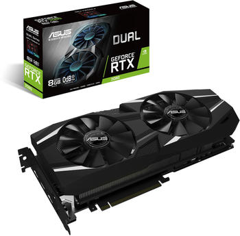 Asus Geforce Dual-Rtx2080-8g