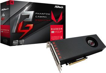 ASRock Radeon RX Vega 56 Phantom GAMING X 8GB HBM2