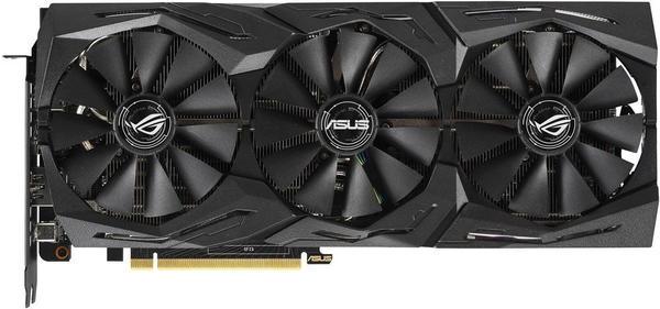 Asus GeForce RTX 2070 ROG Strix OC 8GB GDDR6 Grafikkarte
