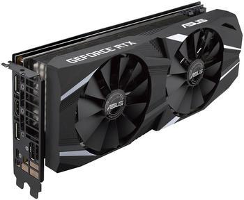 Asus Grafikkarte Nvidia GeForce RTX2070 Dual 8GB GDDR6-RAM PCIe x16 HDMI™, DisplayPort, USB-C™