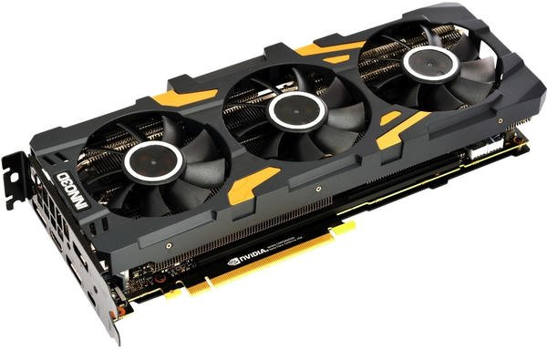 Inno3D GeForce RTX 2080 Ti GAMING OC 11GB GDDR6
