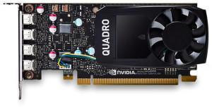 HP NVIDIA Quadro P620-Grafikkarte, 2 GB,