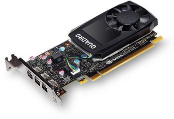 Fujitsu Nvidia Quadro P400 - Grafikkarten - Quadro P400 - 2 GB