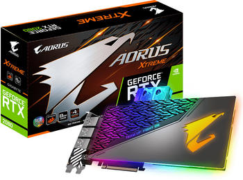 Gigabyte AORUS GeForce RTX 2080 XTREME WB 8G NVIDIA Grafikkarte