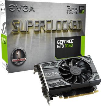 evga GeForce GTX 1050 SC Gaming 3GB