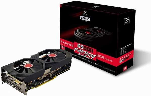 XFX Radeon RX 590 Fatboy 8GB GDDR5