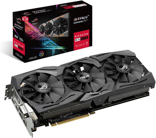 Asus Radeon RX 590 8 GB GDDR5